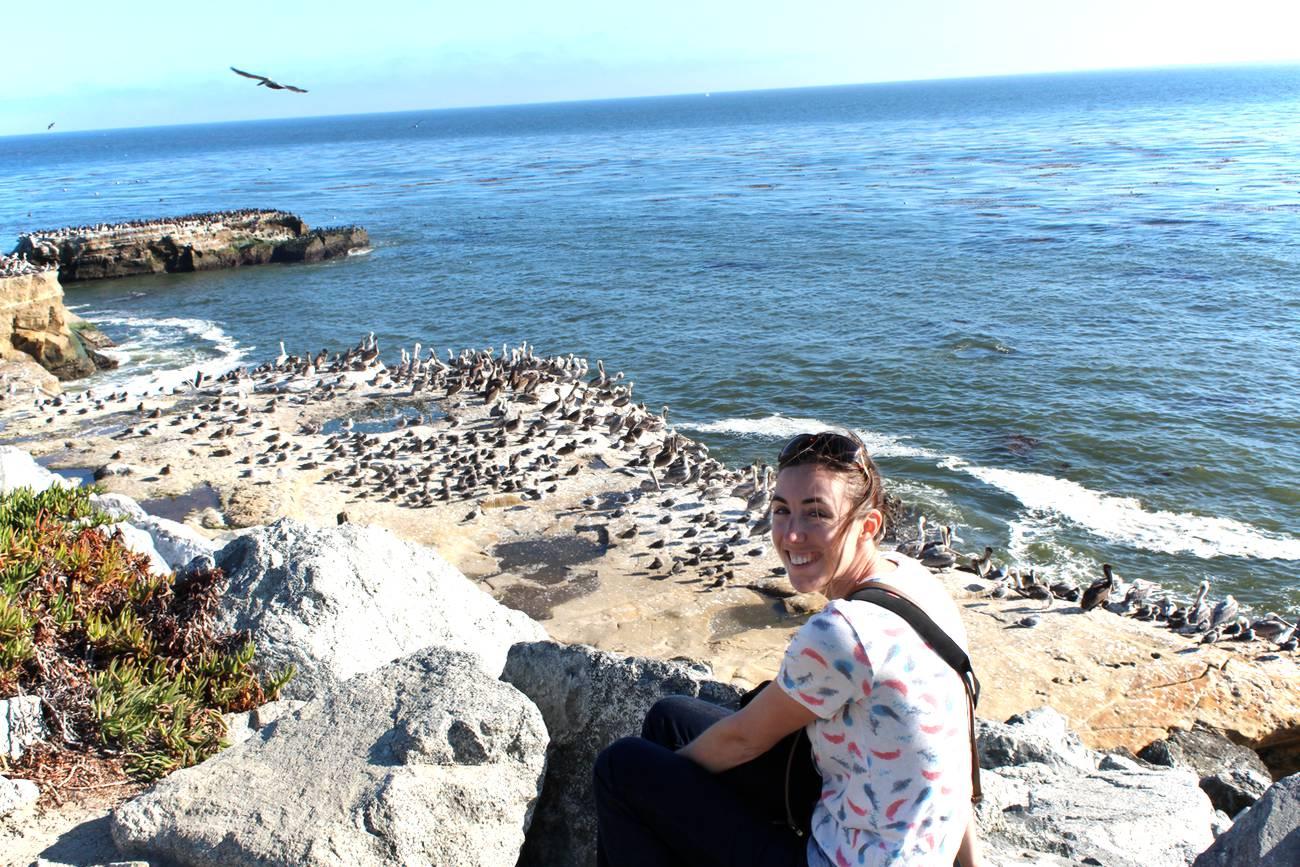 En direct de Santa Cruz.