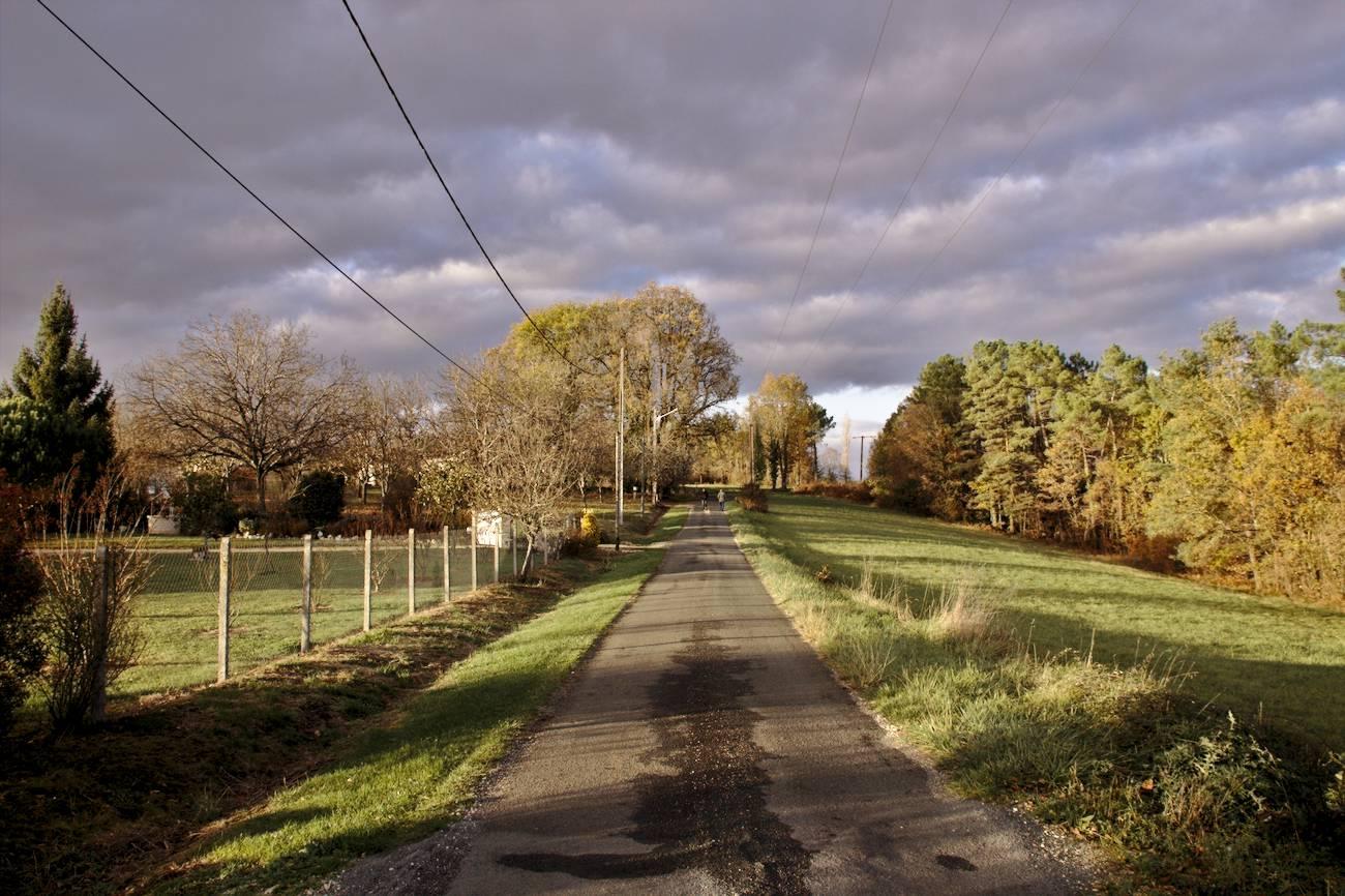 petite route de Dordogne