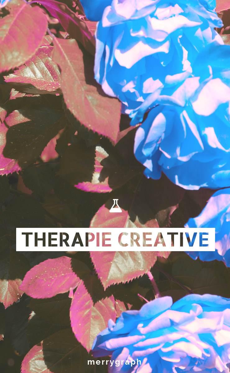 Créativité - Thérapie Créative