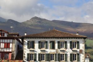 Pays Basque - Sare - Village De Montagne
