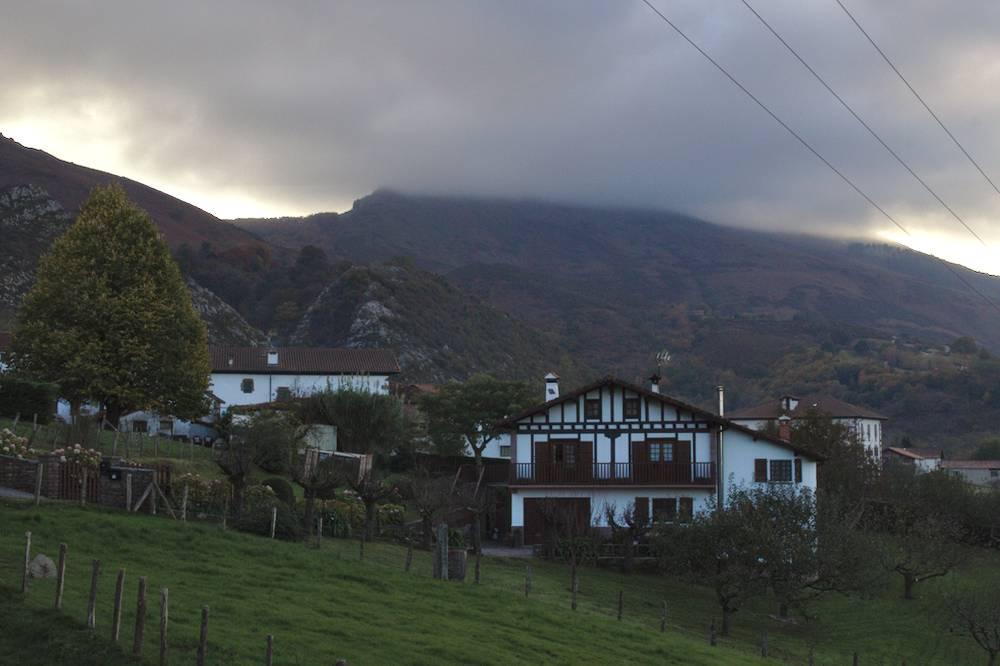 Zugarramurdi - Village Près De La Frontière Espagnole