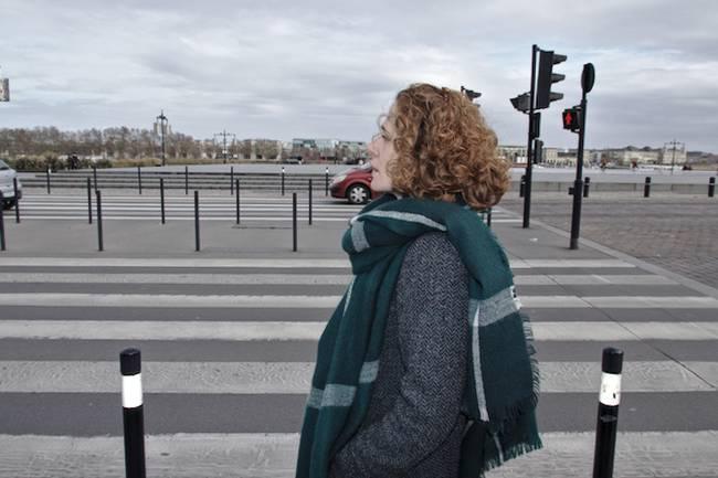 oui, à Bordeaux, l'hiver, il faut porter un manteau