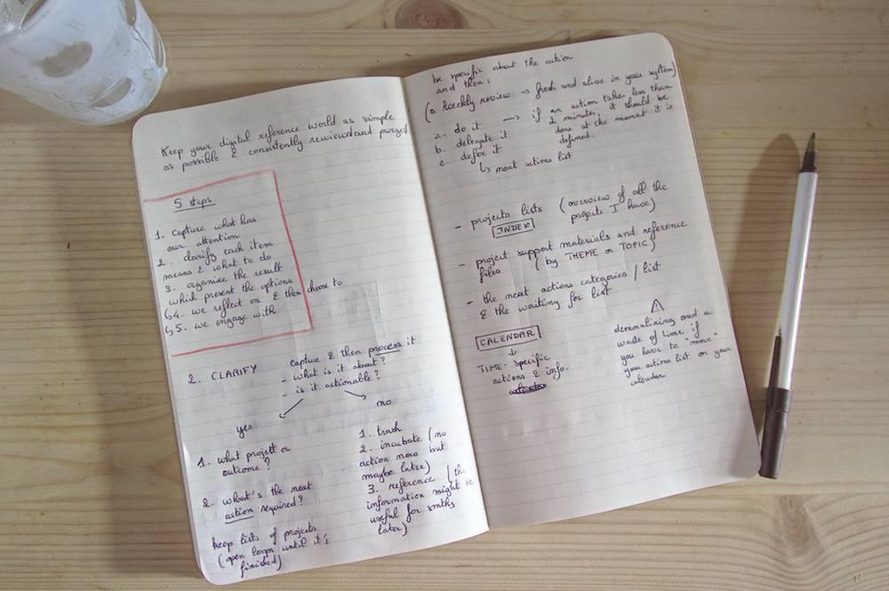 Thérapie Du Carnet - Créativité
