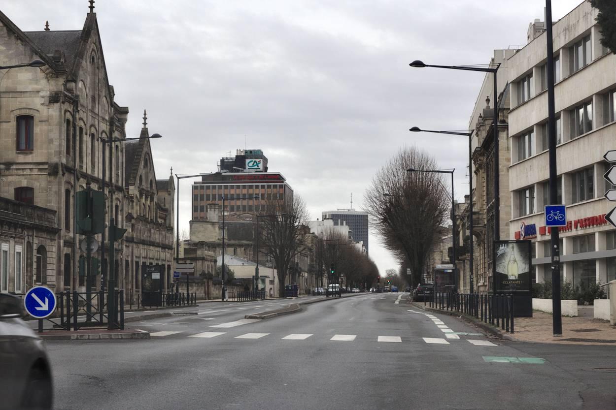 Boulevards de Bordeaux Problème de traffic