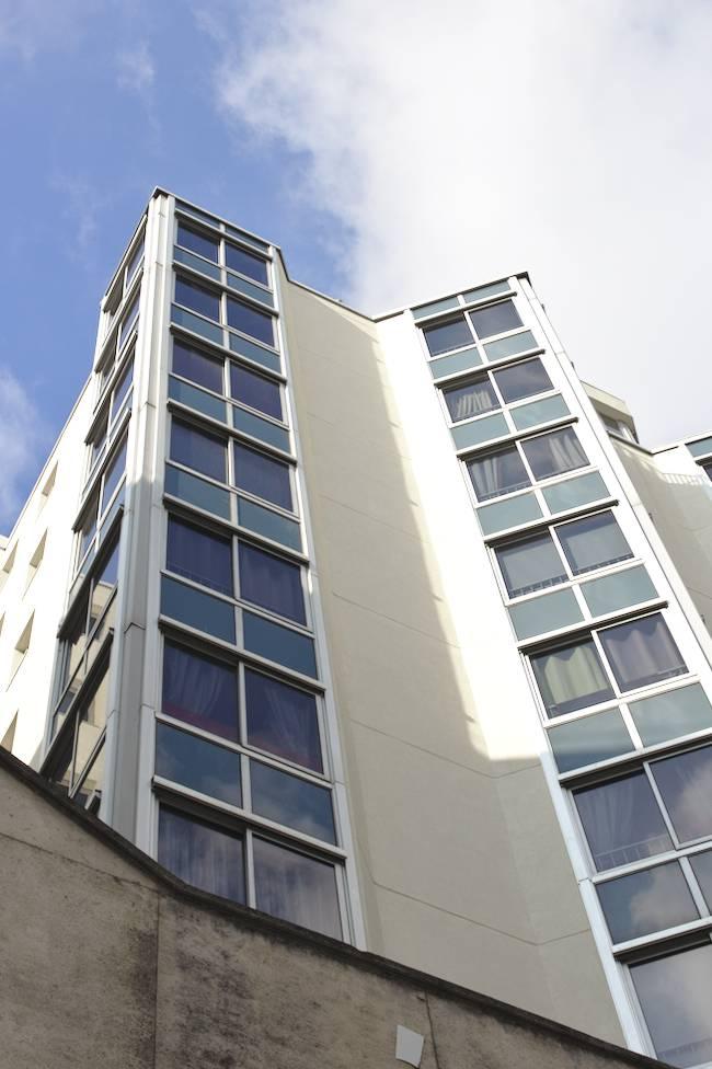 Immeuble de Mériadeck à Bordeaux