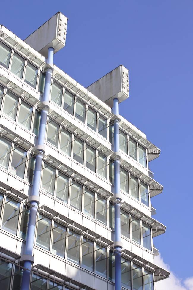 Mériadeck Immeuble