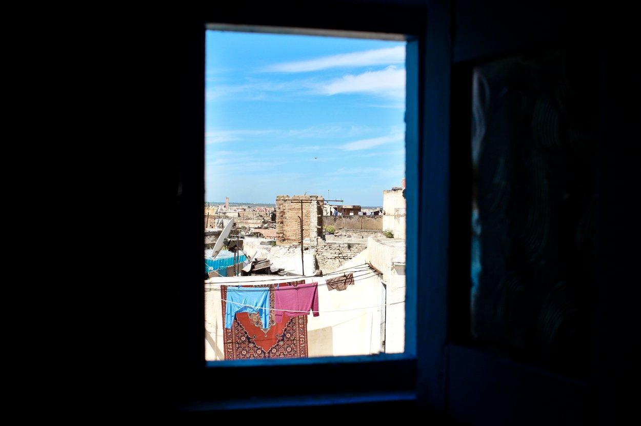 Merrygraph Blog à Bordeaux Vue sur Meknès
