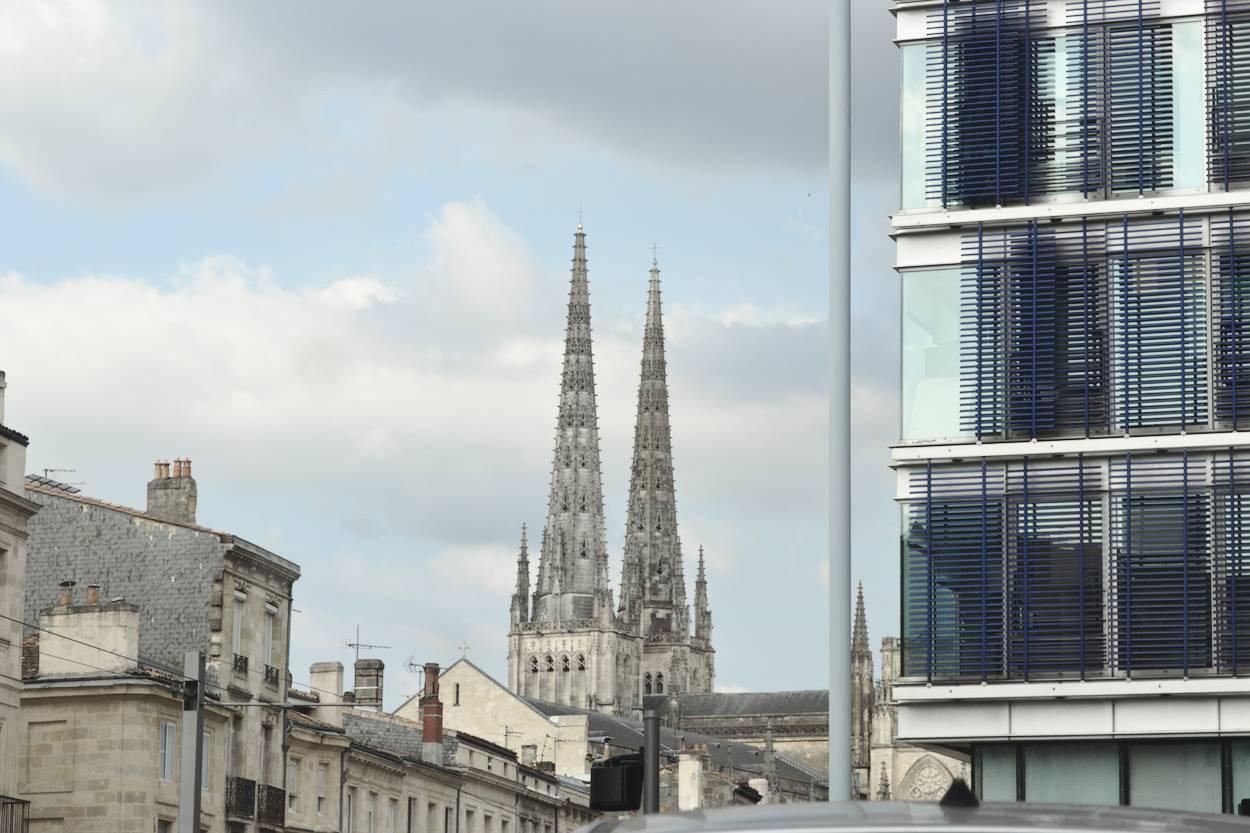 Vivre à Bordeaux Cathédrale Saint-André