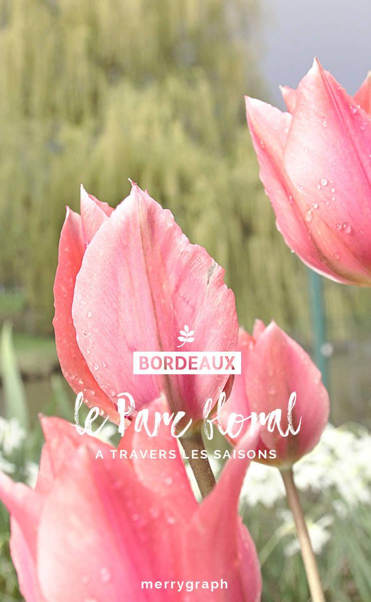 Parc floral de Bordeaux