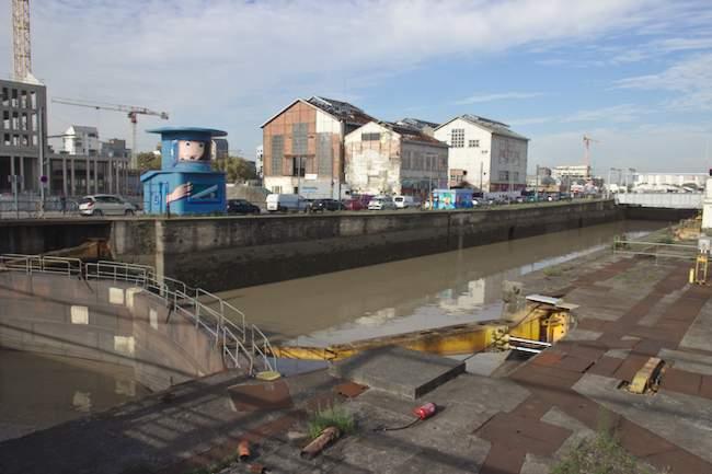 Bordeaux Bassin à flots