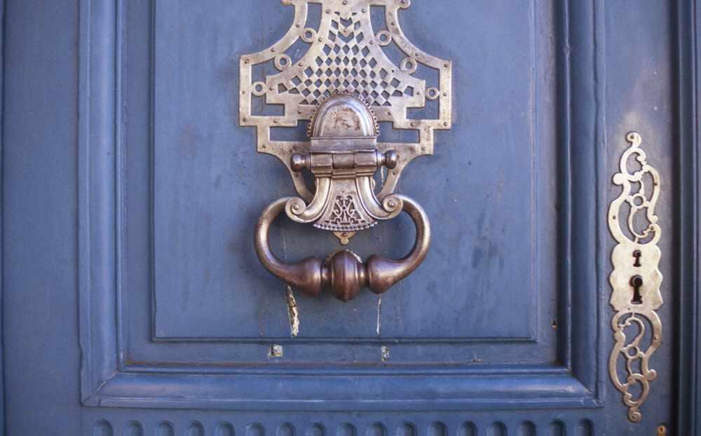 Porte cochère Musée Arts Décoratifs