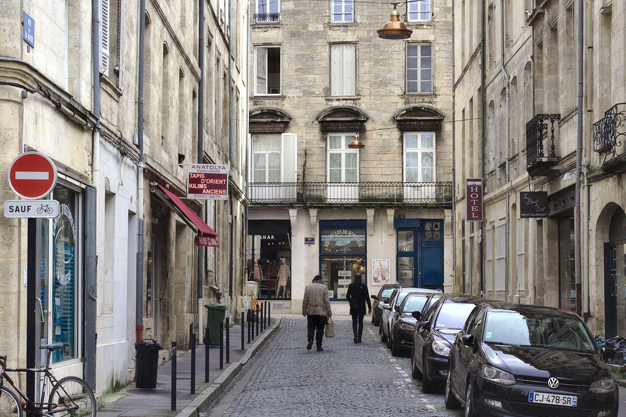 Rue de la Boétie