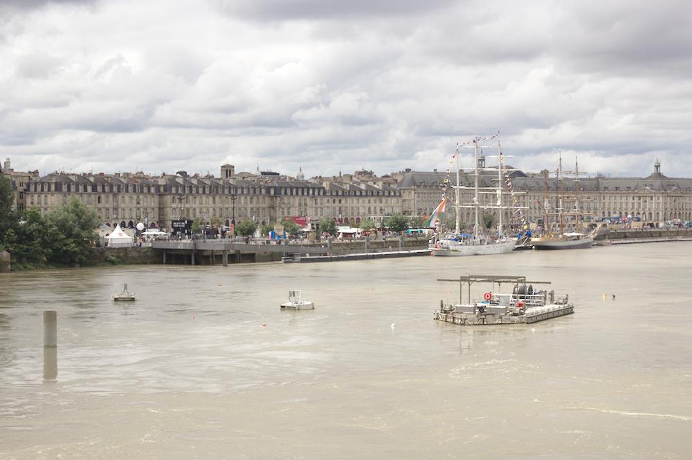 Grands Voiliers à Bordeaux