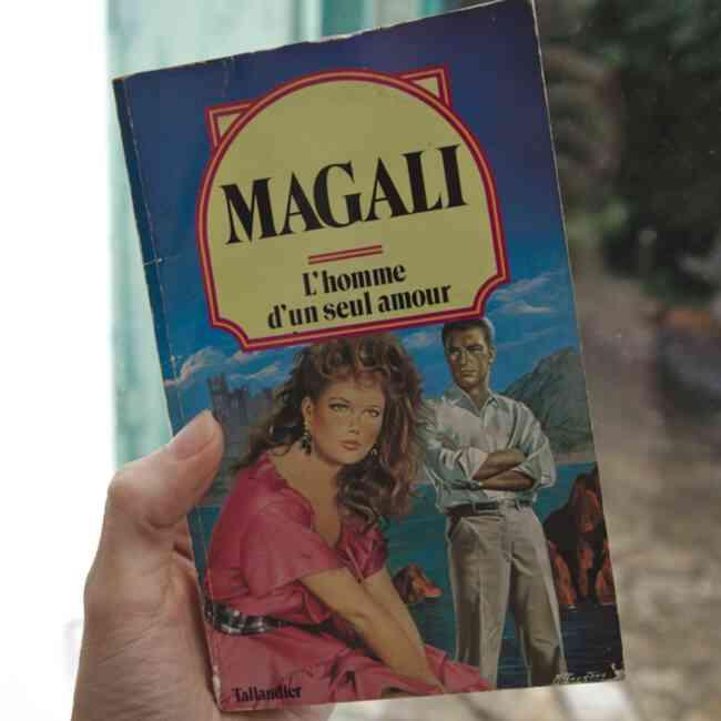 Magali L'homme d'un seul amour