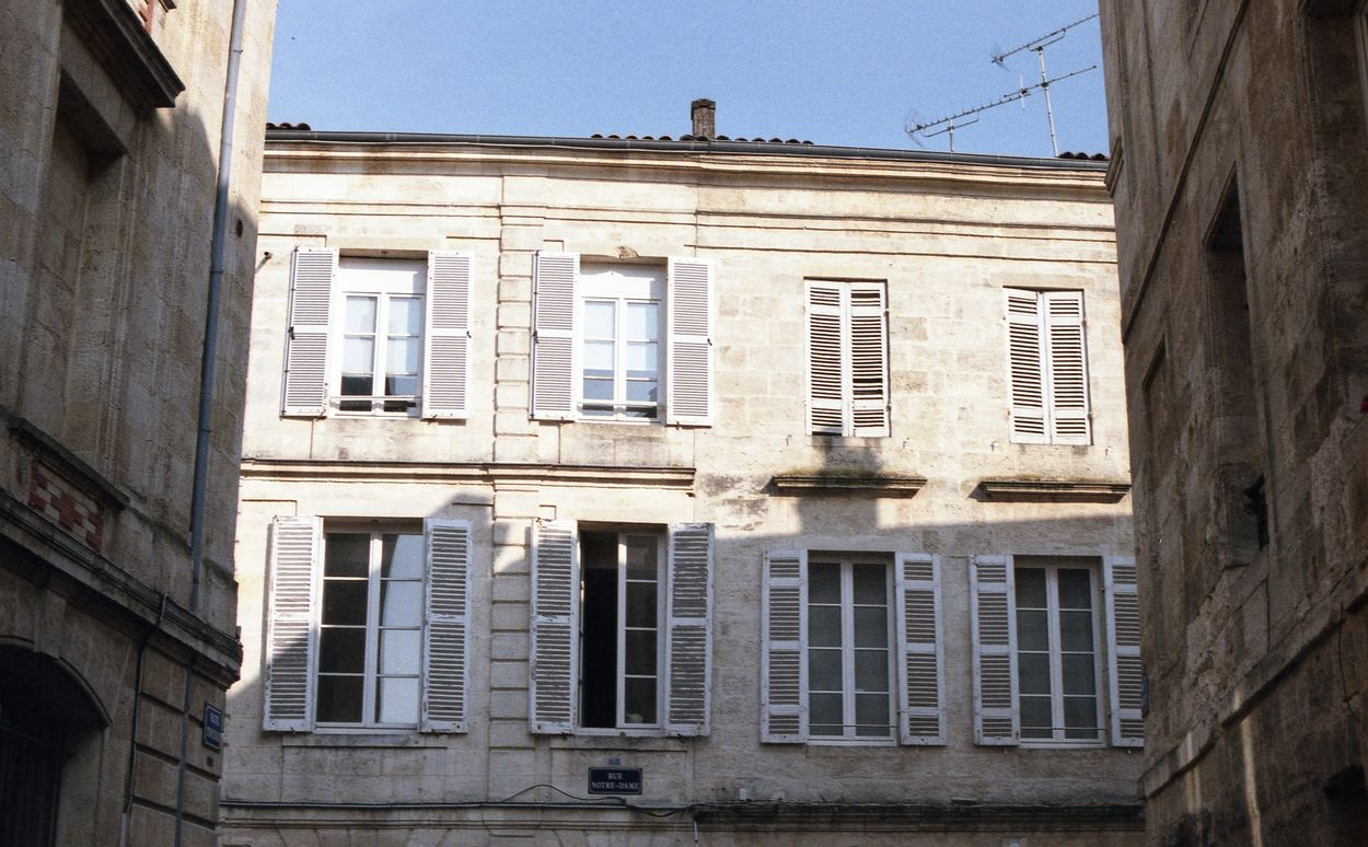 Quartier des Chartrons