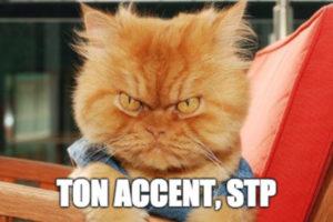 Acent-stp