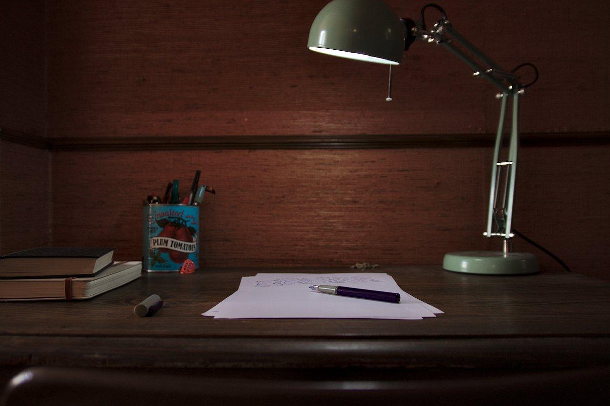 Ecrire à son bureau tous les jours